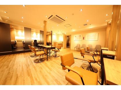 AROMA hair room 横浜店 【アロマ ヘアー ルーム】