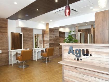 Agu hair sky 錦糸町店【アグ ヘアー スカイ】