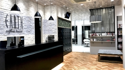 EARTH coiffure beaute 新潟紫竹山店