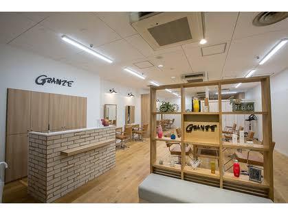 GRANZE 梅田店《大阪駅前第1ビル店》 【グランジュ】