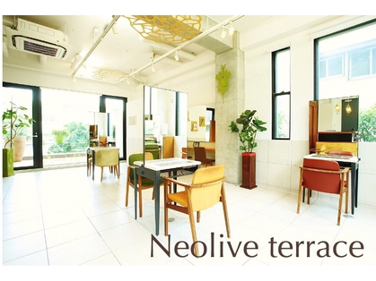 Neolive terrace & Lavie 仙川店