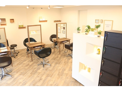 Organic hairsalon AXIS【オーガニックヘアサロンアクシス】本店