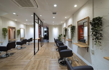 hair design Spage 千歳烏山